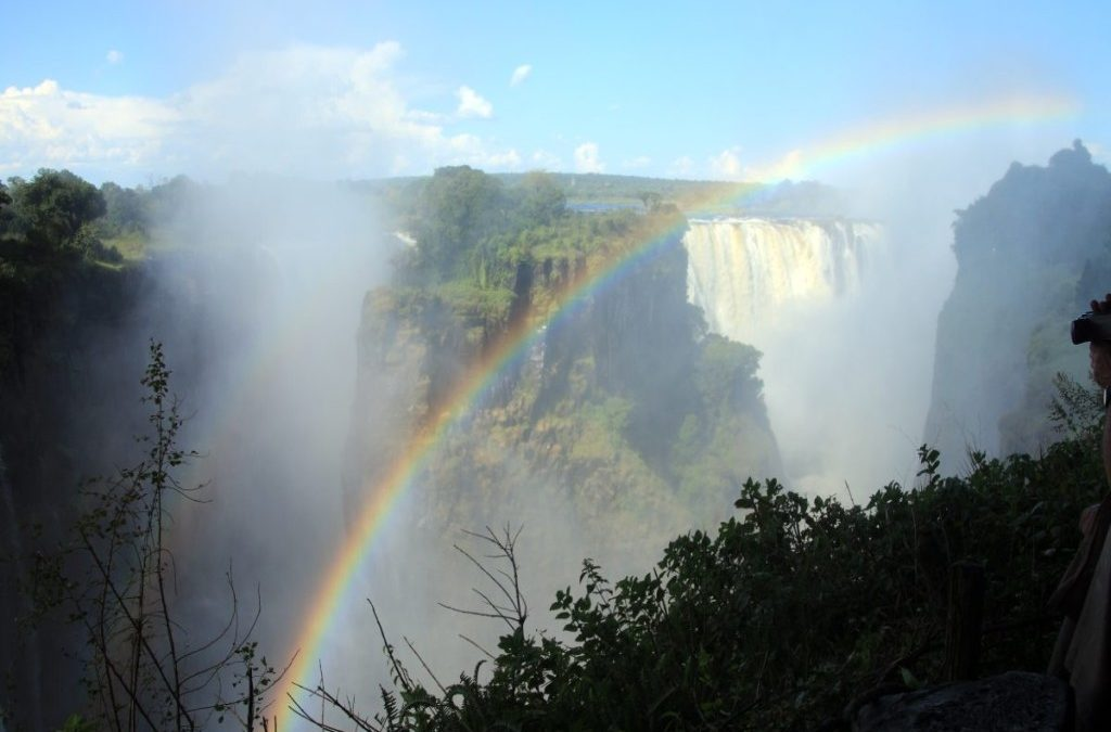 Victoria Falls Experience – 3 Nights/4 Days
